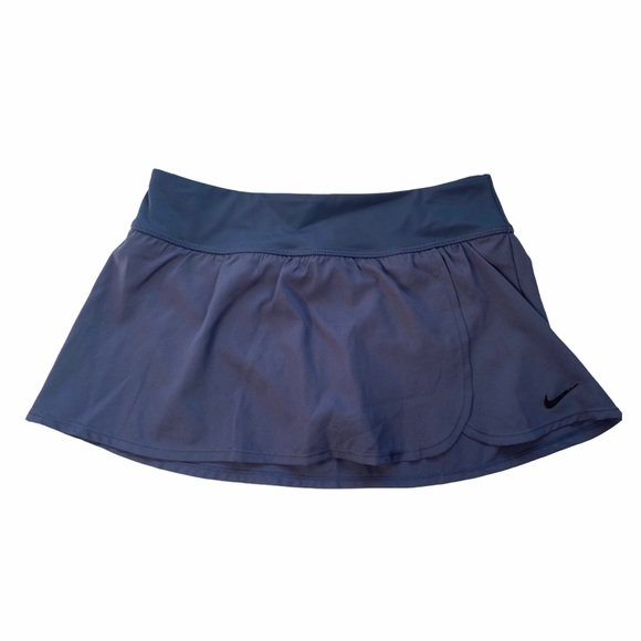 Nike swim navy blue skirt SM